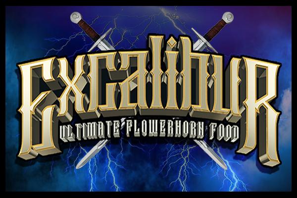 Excalibur Flowerhorn Food